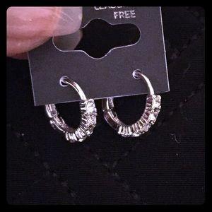 Jewelry - Silver Cuff Earrings